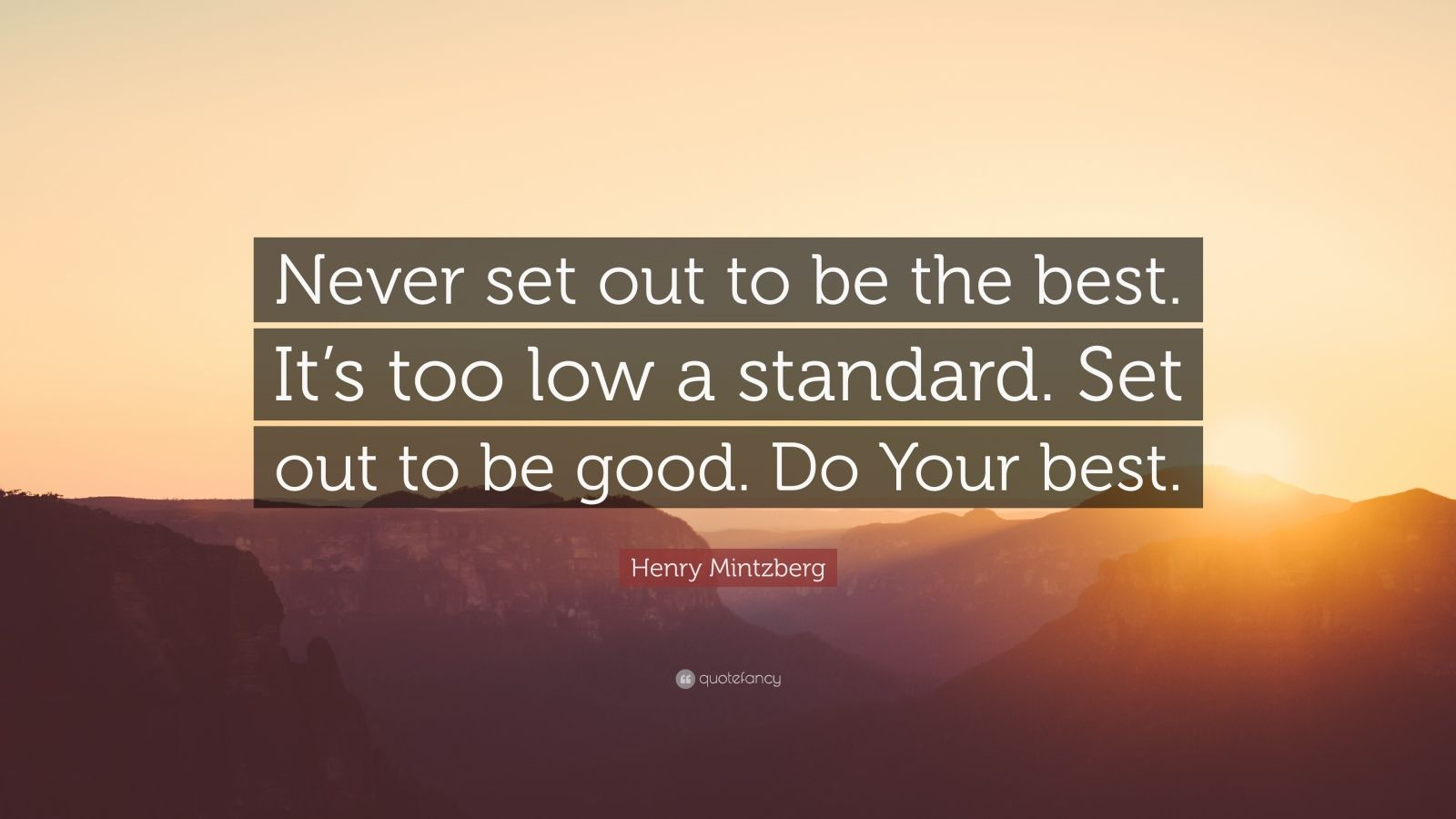 how to set out a quote