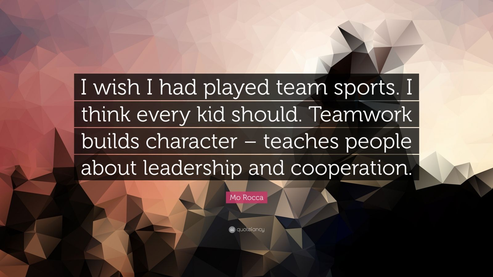 team sports build character Fall sports season presents adults, coaches and volunteers with an opportunity to build character in their teams explore the following strategies for success in doing so.