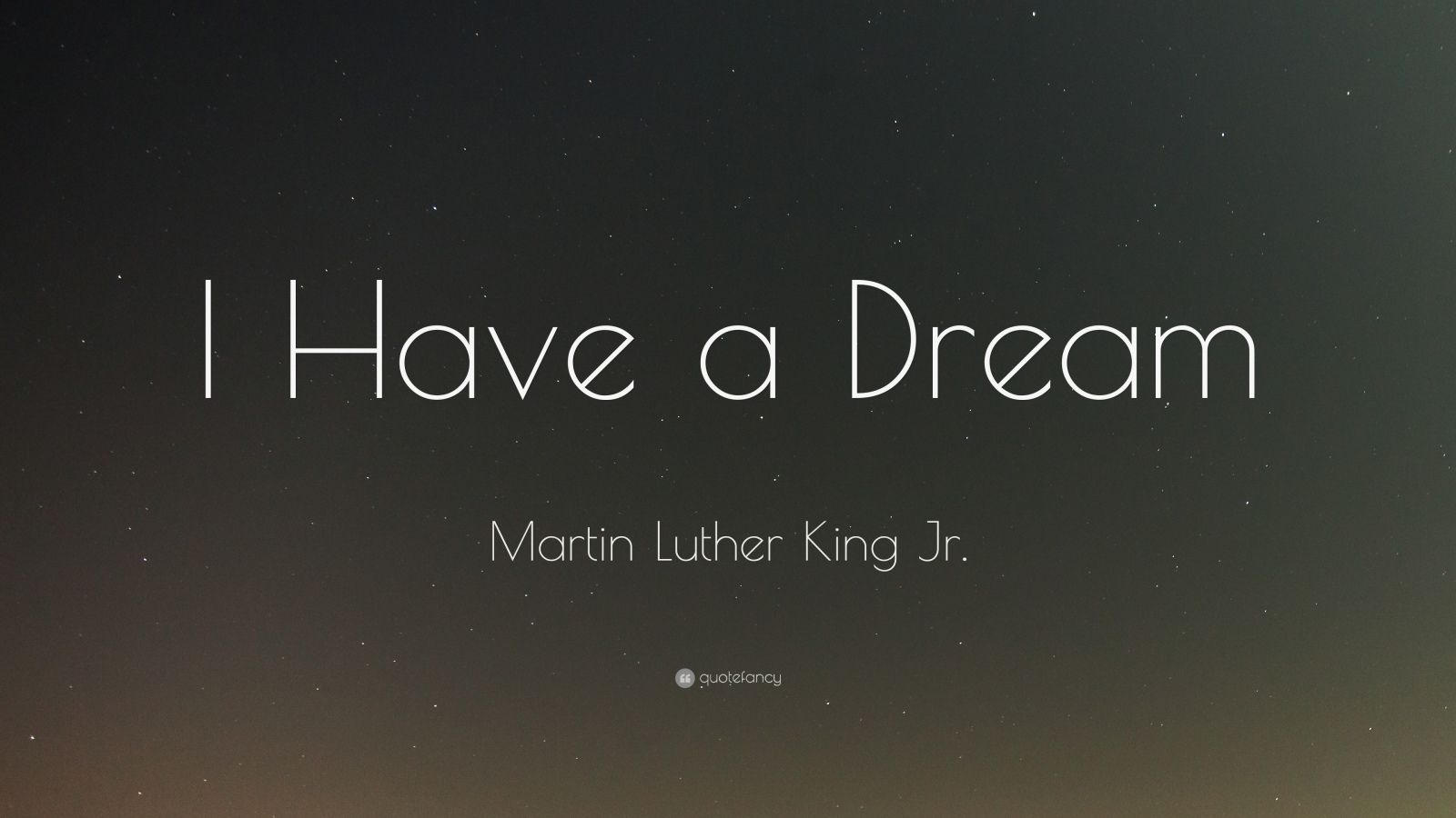 "i have a dream 2 essay Each year on this day, i make it a point to listen to dr martin luther king jr's great ""i have a dream"" speech it's electrifying every single time the content of dr king's speech, his inspiring presence, and the moment in history all came together to make the iconic ""i have a dream."