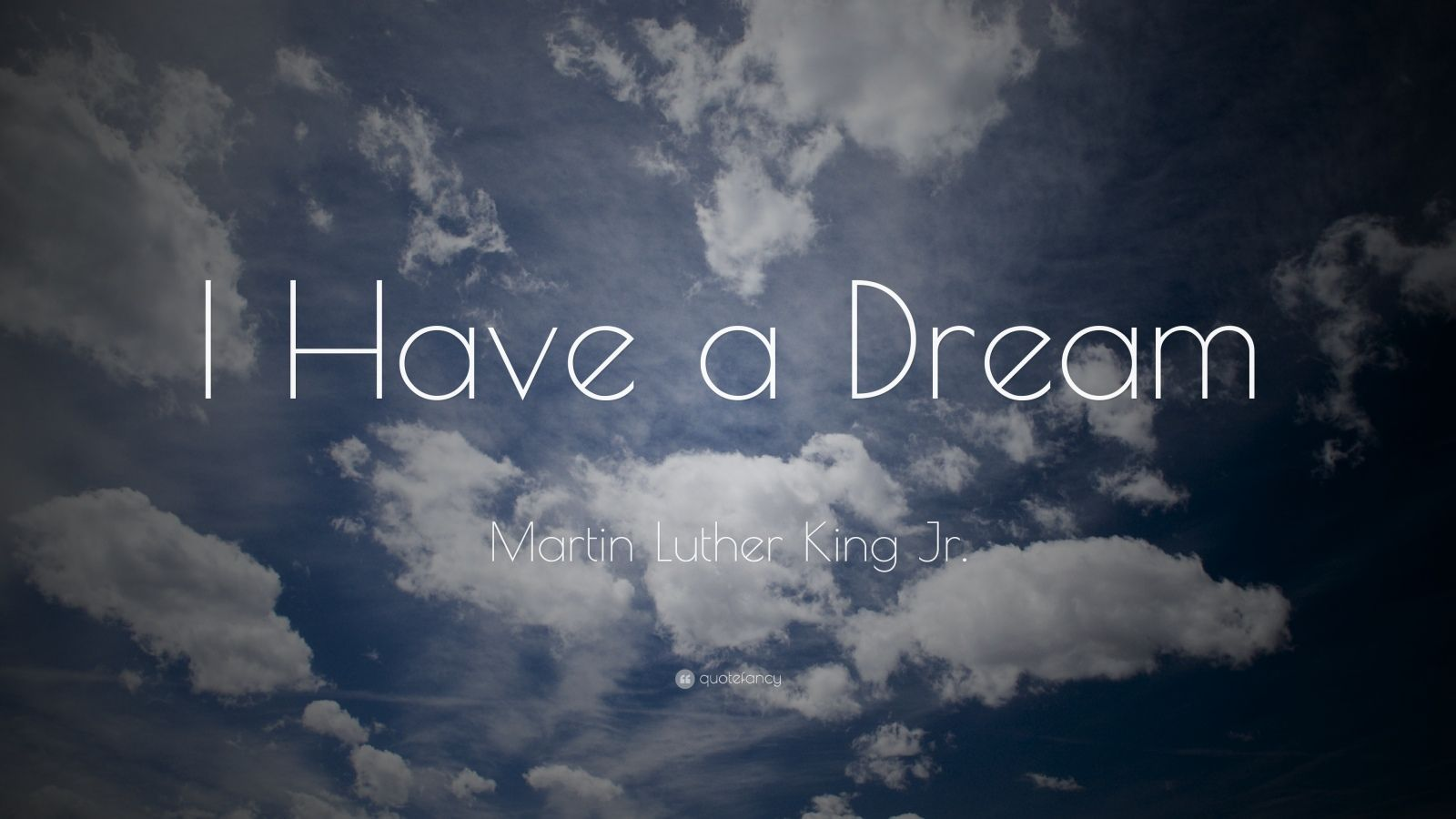 have dream martin luther king As students read i have a dream, they will learn about cause and effect by examining events in dr martin luther king jr's life and how he brought about change in americ.