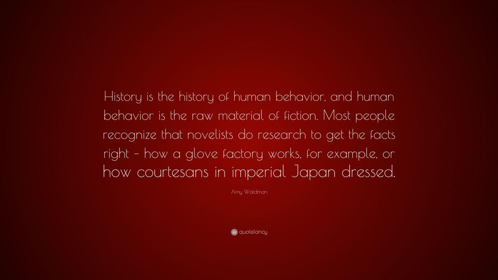 Origins of Human Behaviour (Online)