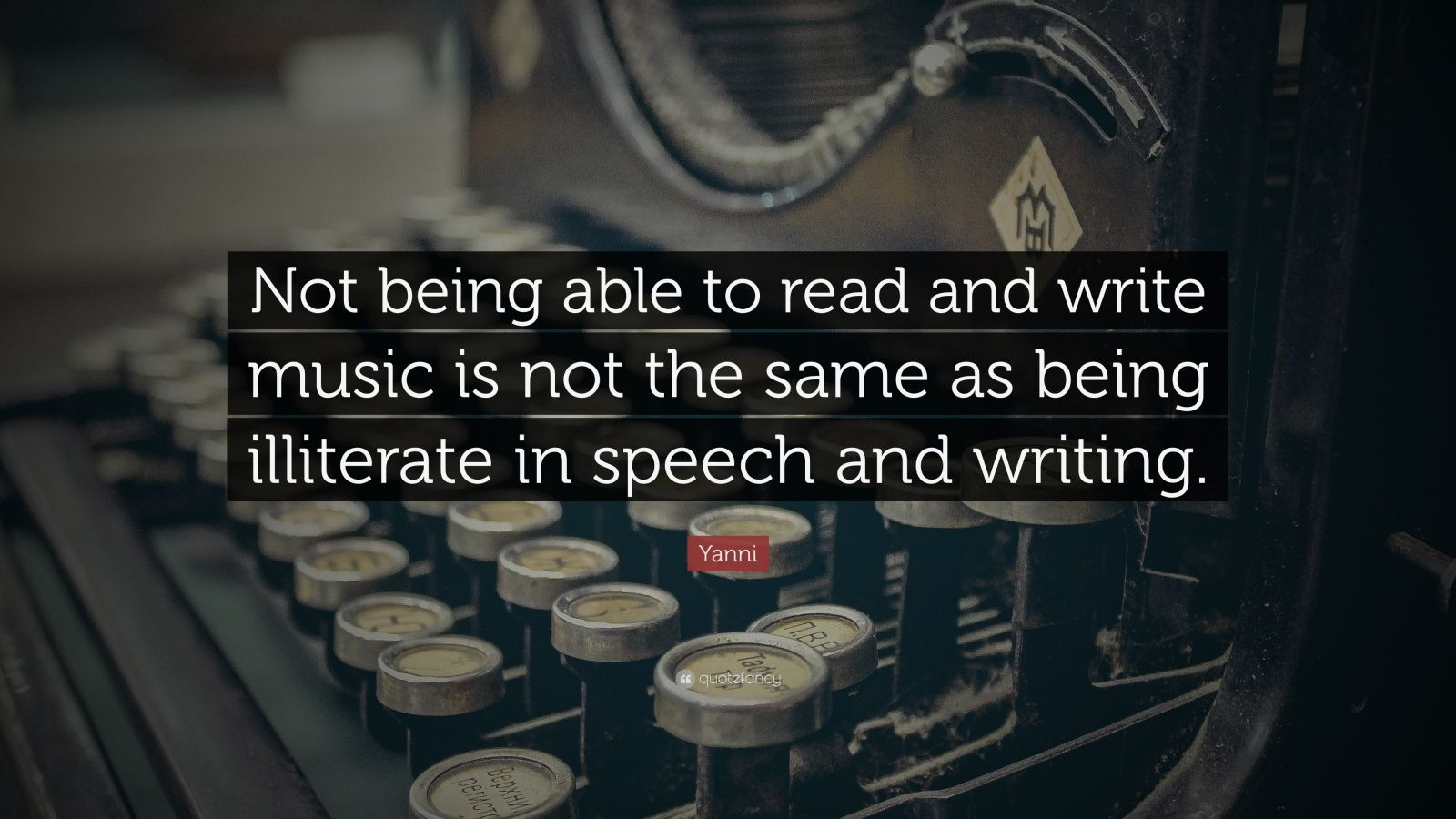 Speech and writing are not synonymous