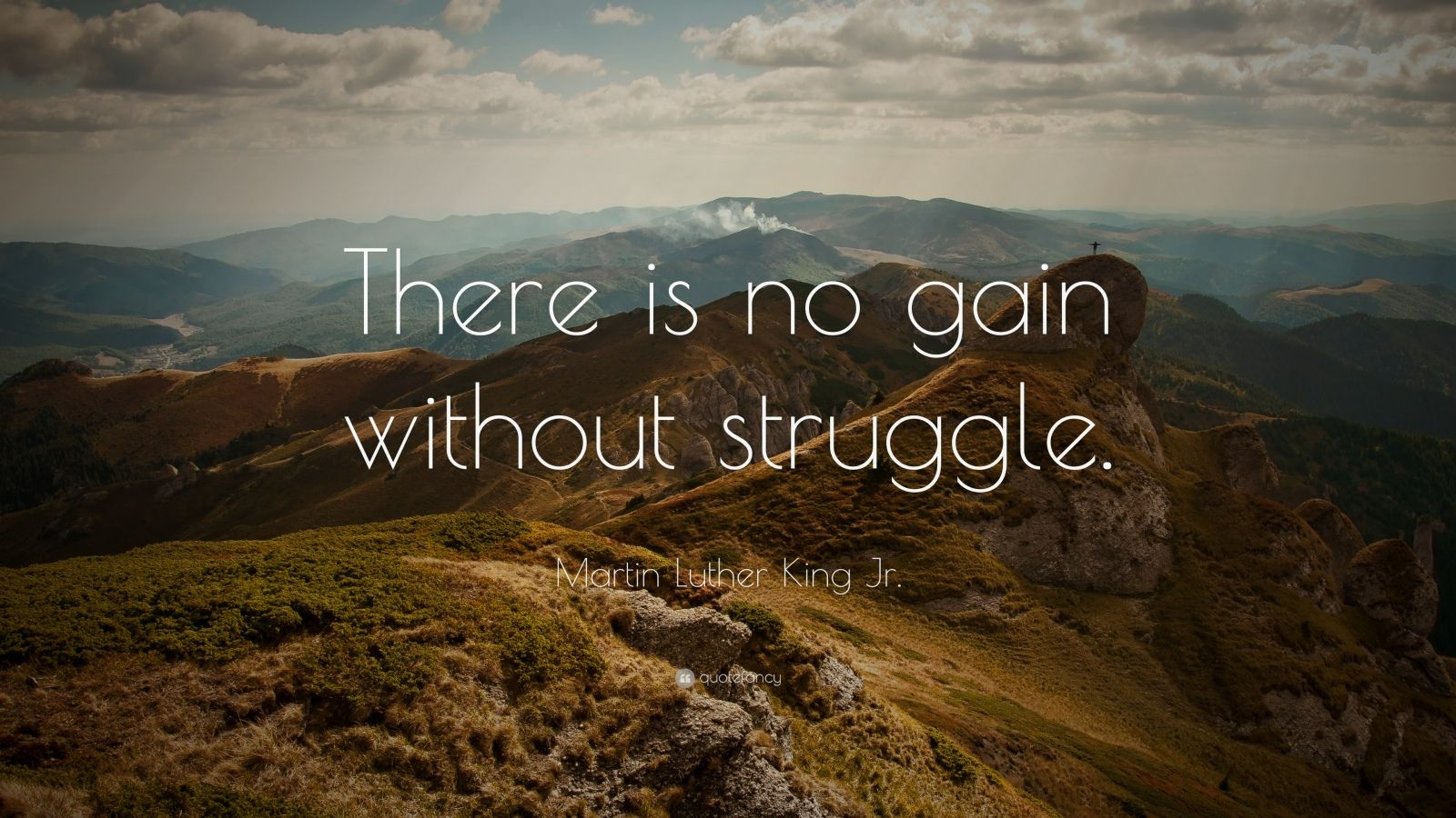 Martin Luther King Quotes About Struggle