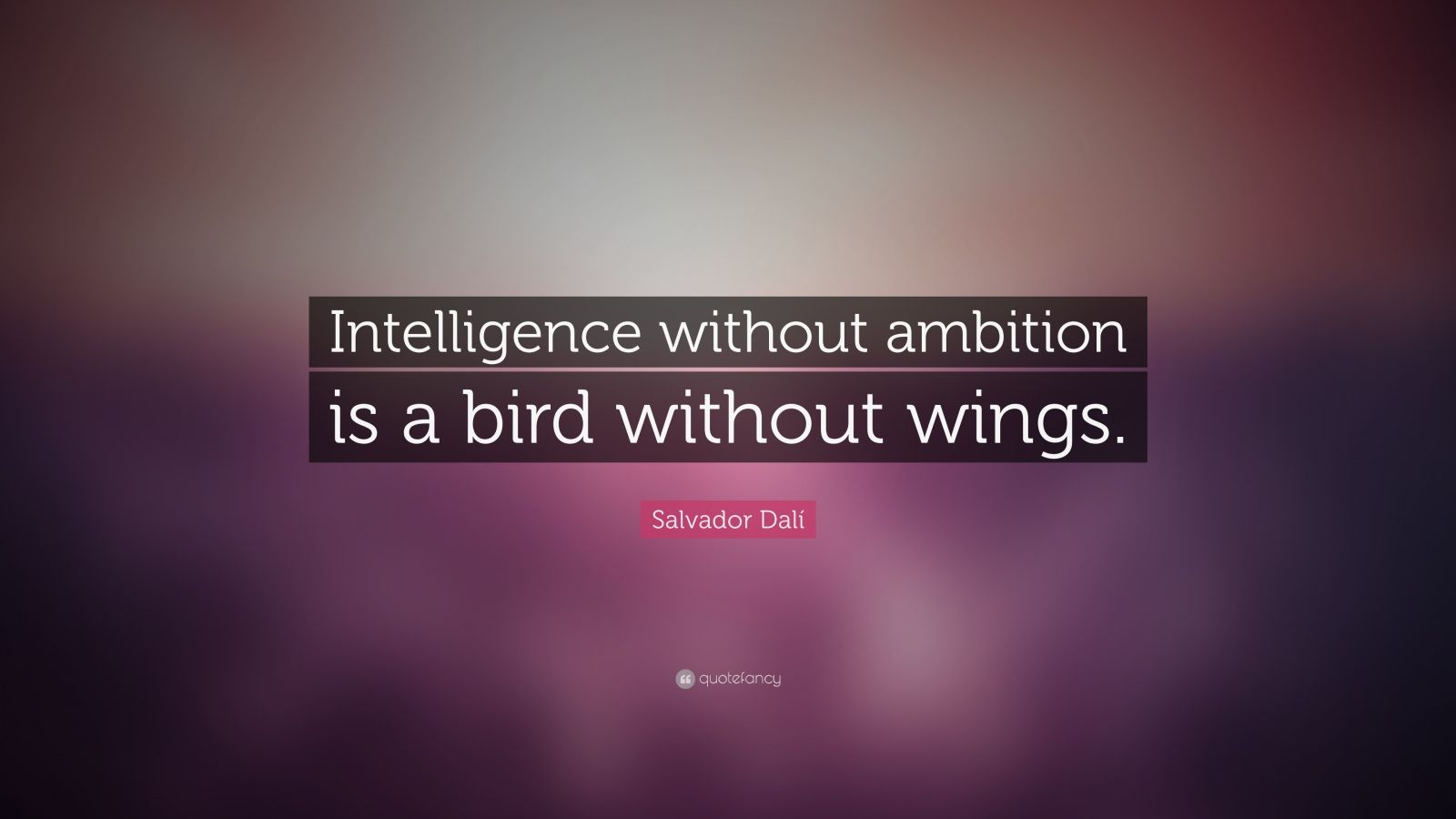 intelligence without ambition is a bird without wings essay Artisteer is the first and only web design automation intelligence without ambition is a bird without wings ambition is a bird without wings essay.