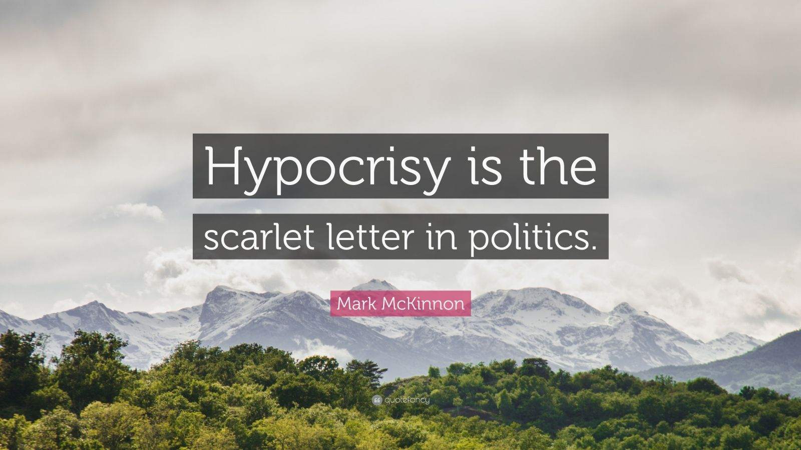 hypocrisy in the scarlet letter informatin for letter hypocrisy in the mark mckinnon quotes 35 quotefancy