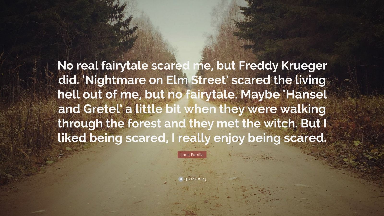 Nightmare On Elm St Quotes: Lana Parrilla Quotes (24 Wallpapers)