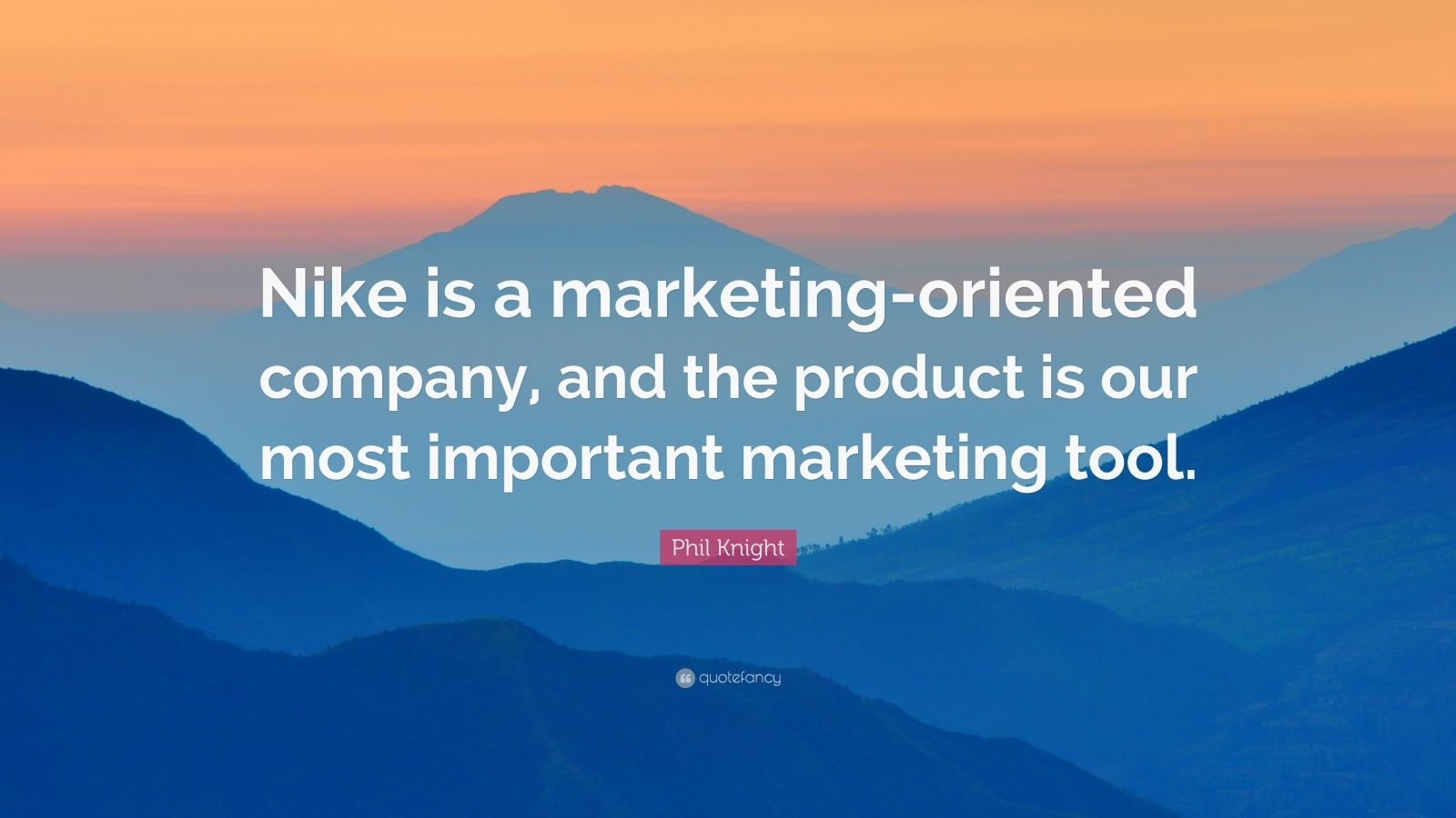 nikes marketing tool In 1978, brs, inc officially renamed itself to nike, inc beginning with ilie nastase the first professional athlete to sign with brs/nike, the sponsorship of athletes became a key marketing tool for the rapidly growing company.