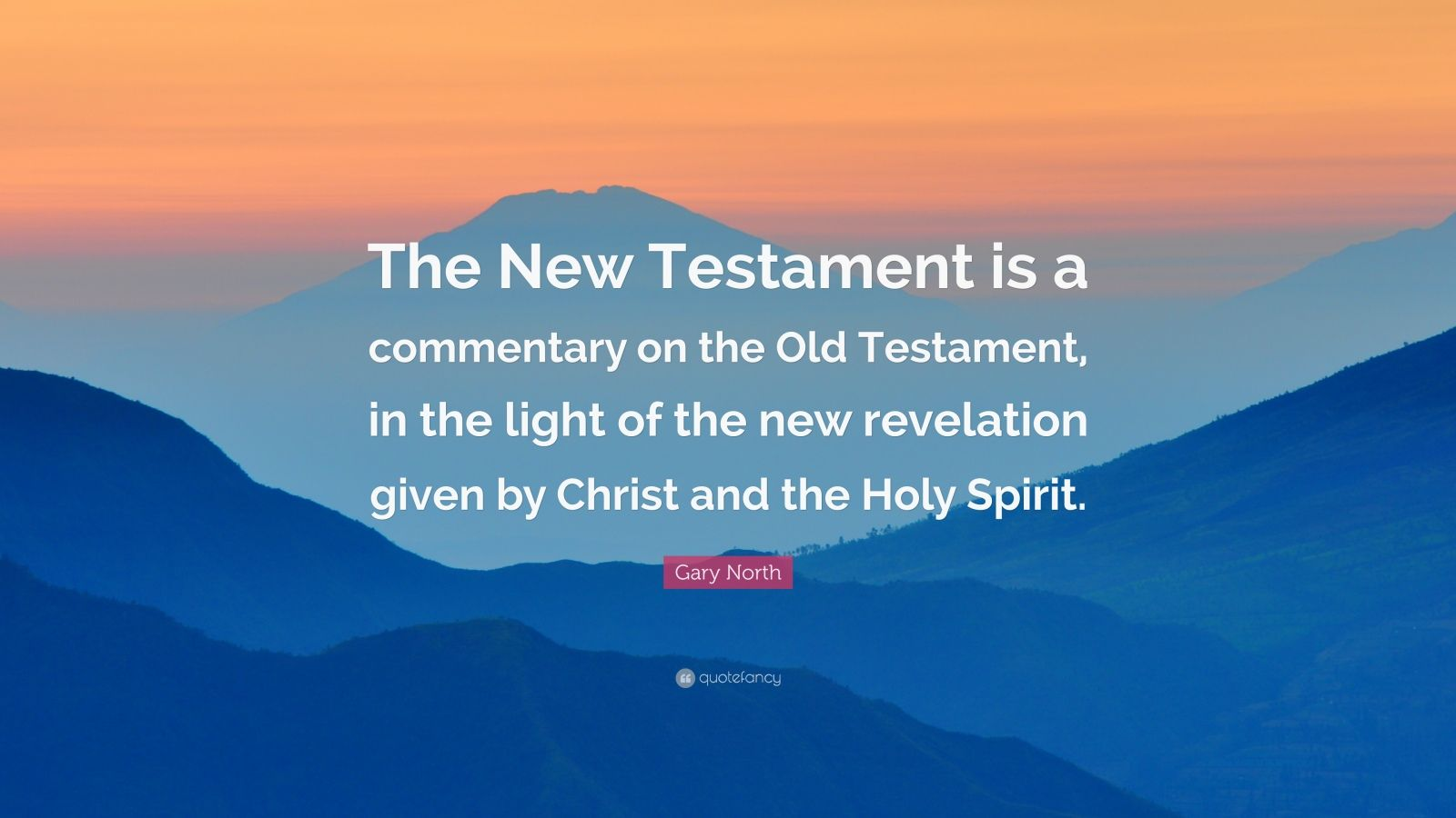 new testament and holy spirit