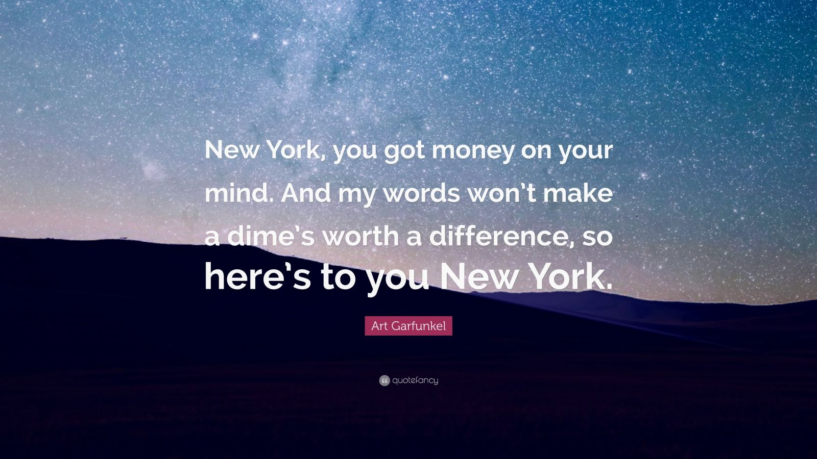 Here Is New York Quotes: Art Garfunkel Quotes (21 Wallpapers)