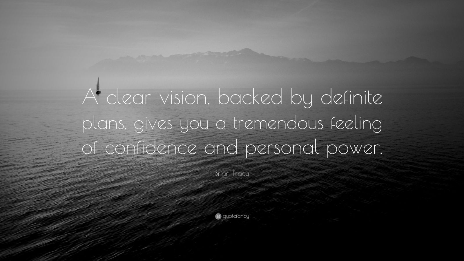 brian tracy quote   u201ca clear vision  backed by definite
