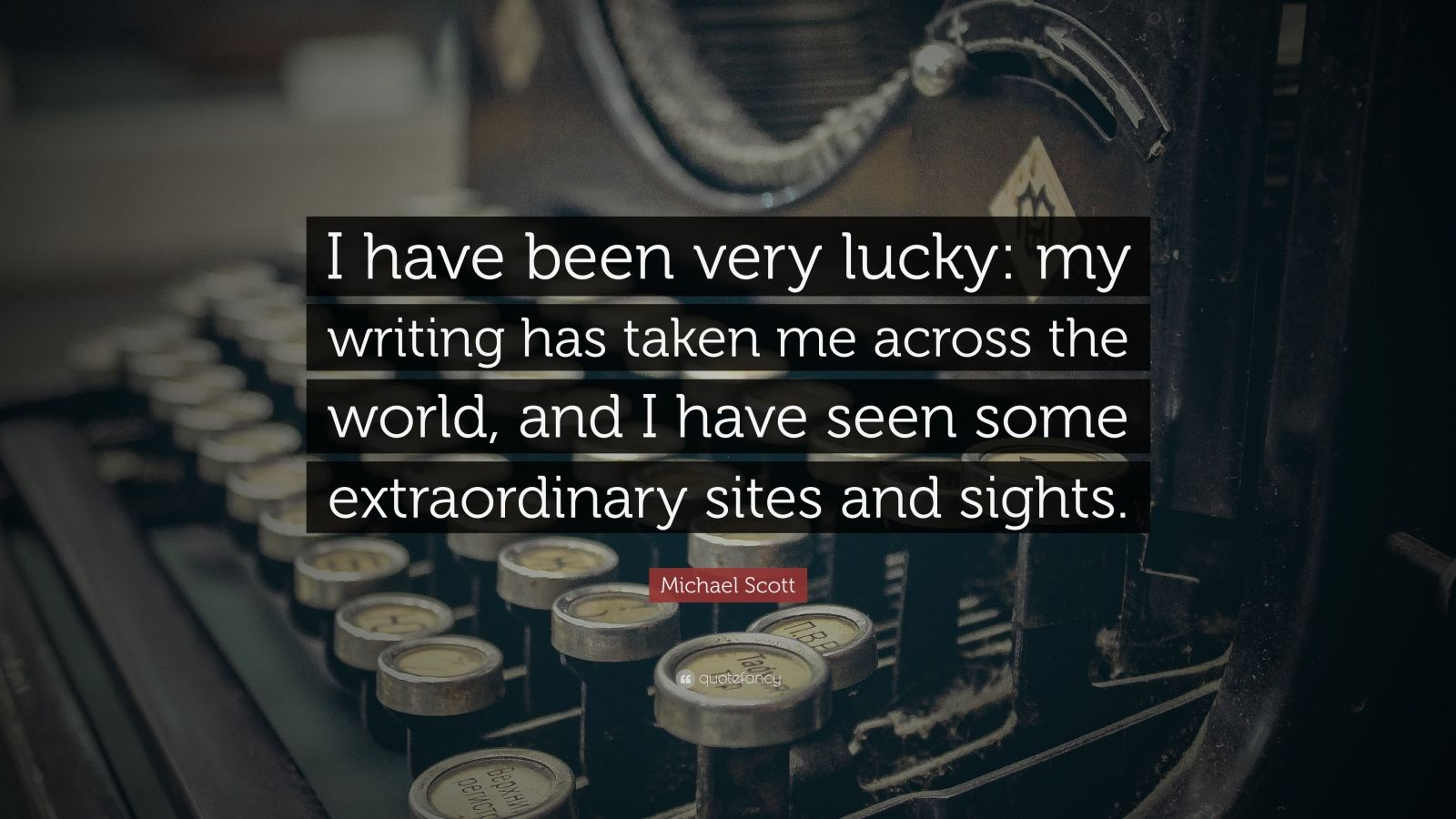 Michael scott quote i have been very lucky my writing - Michael scott wallpaper ...