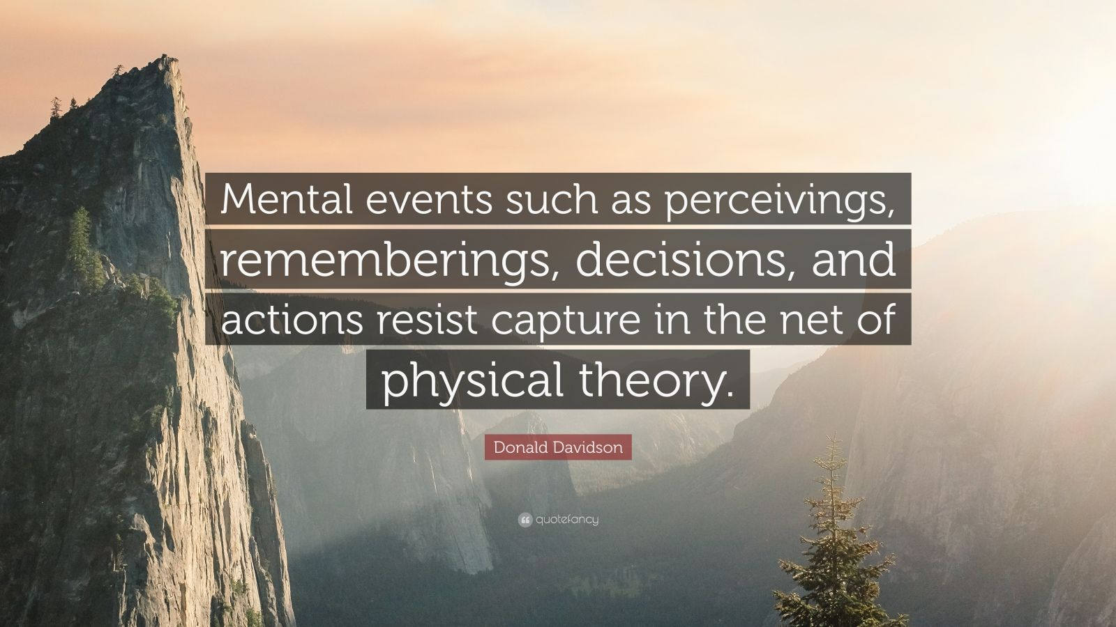 donald davidson essays actions events Book summary: donald davidson has contributed to many subjects in  contemporary  body movement, events as actions and their causation 267 74.