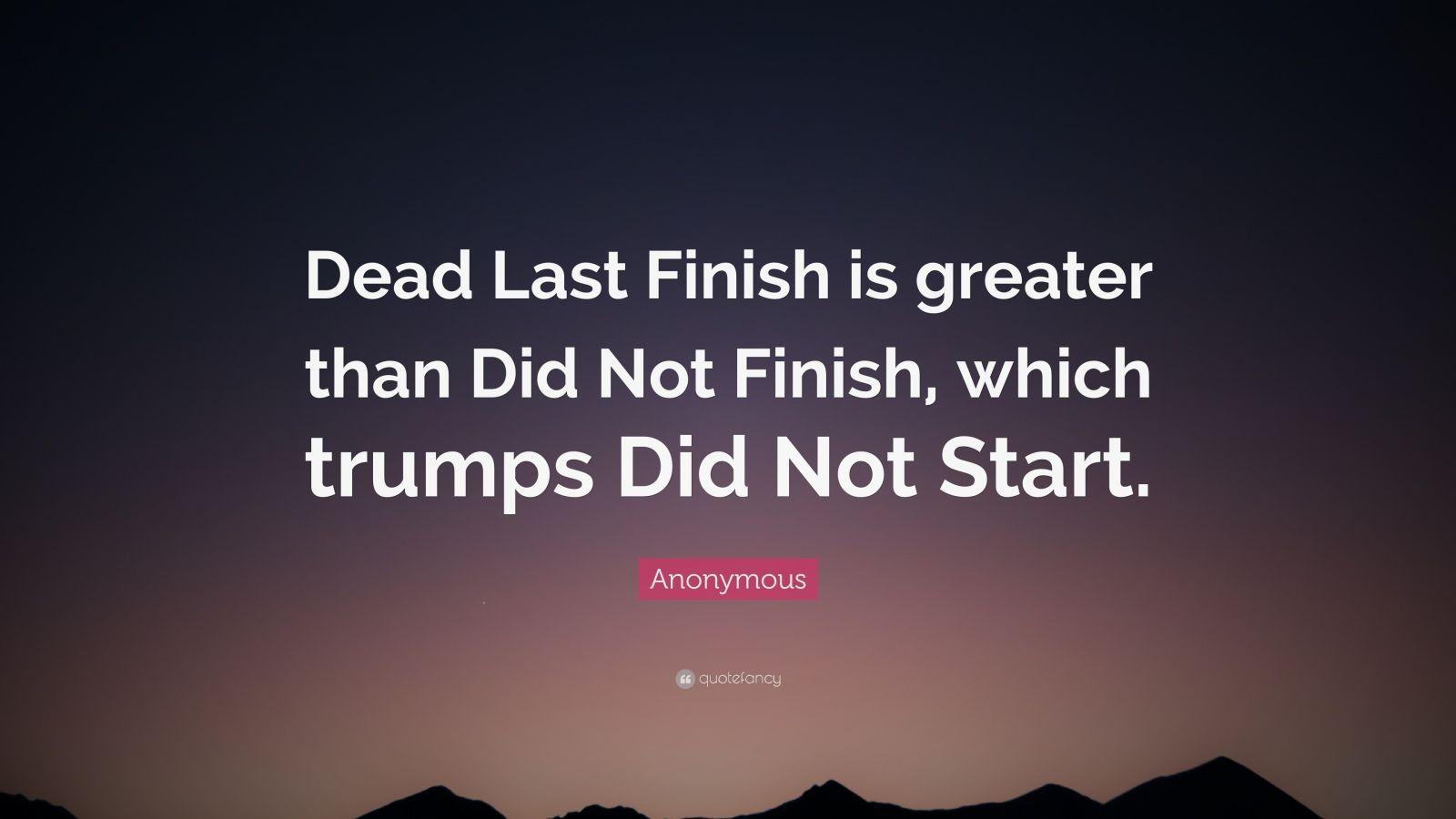We did not finish universities