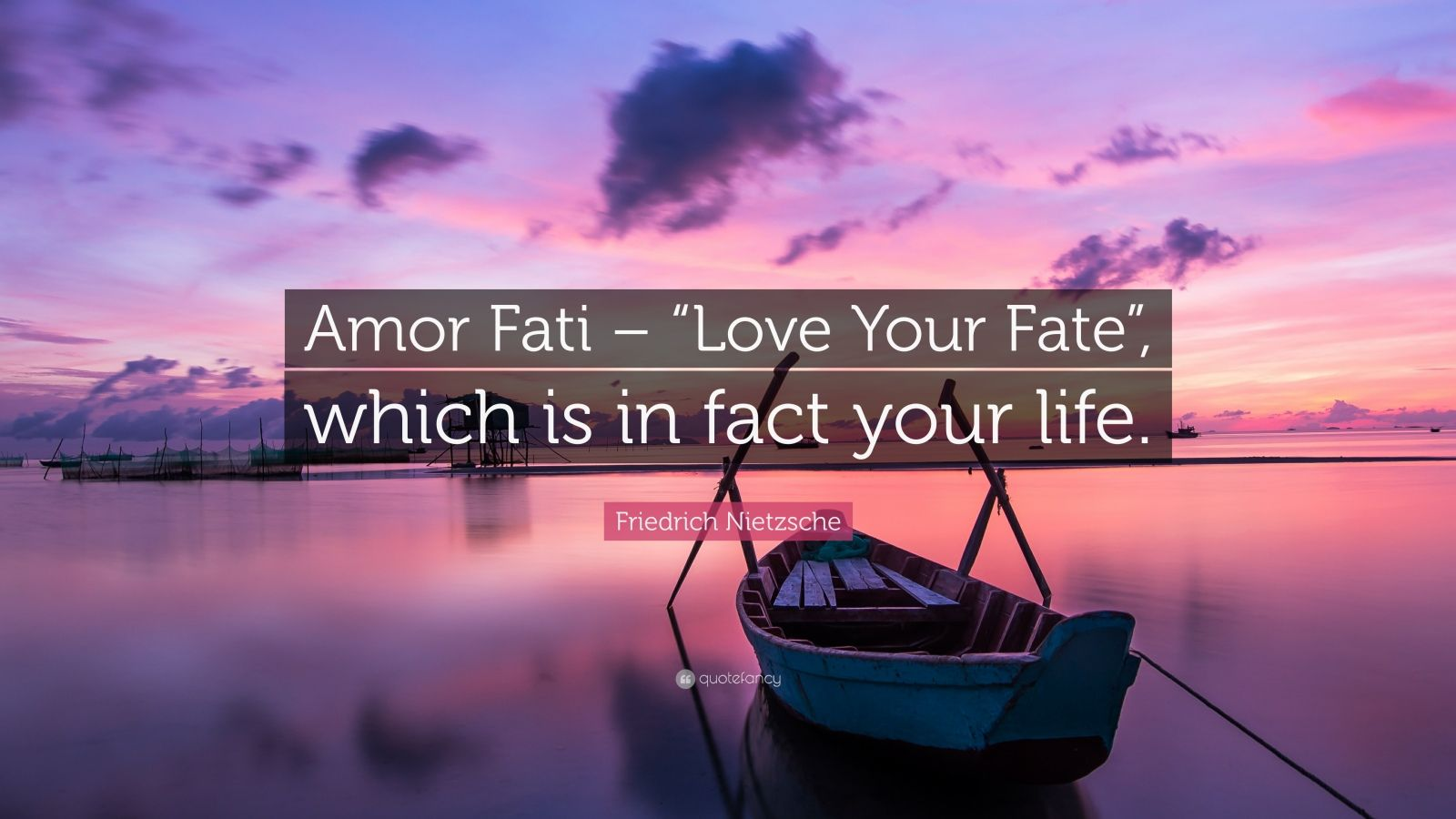 """amor fati essay Star wars and important step essay the goddess (who is incarnate in every woman) is the final test of the talent of the hero to win the boon of love (charity: amor fati), which is life itself enjoyed as the encasement of eternity""""."""