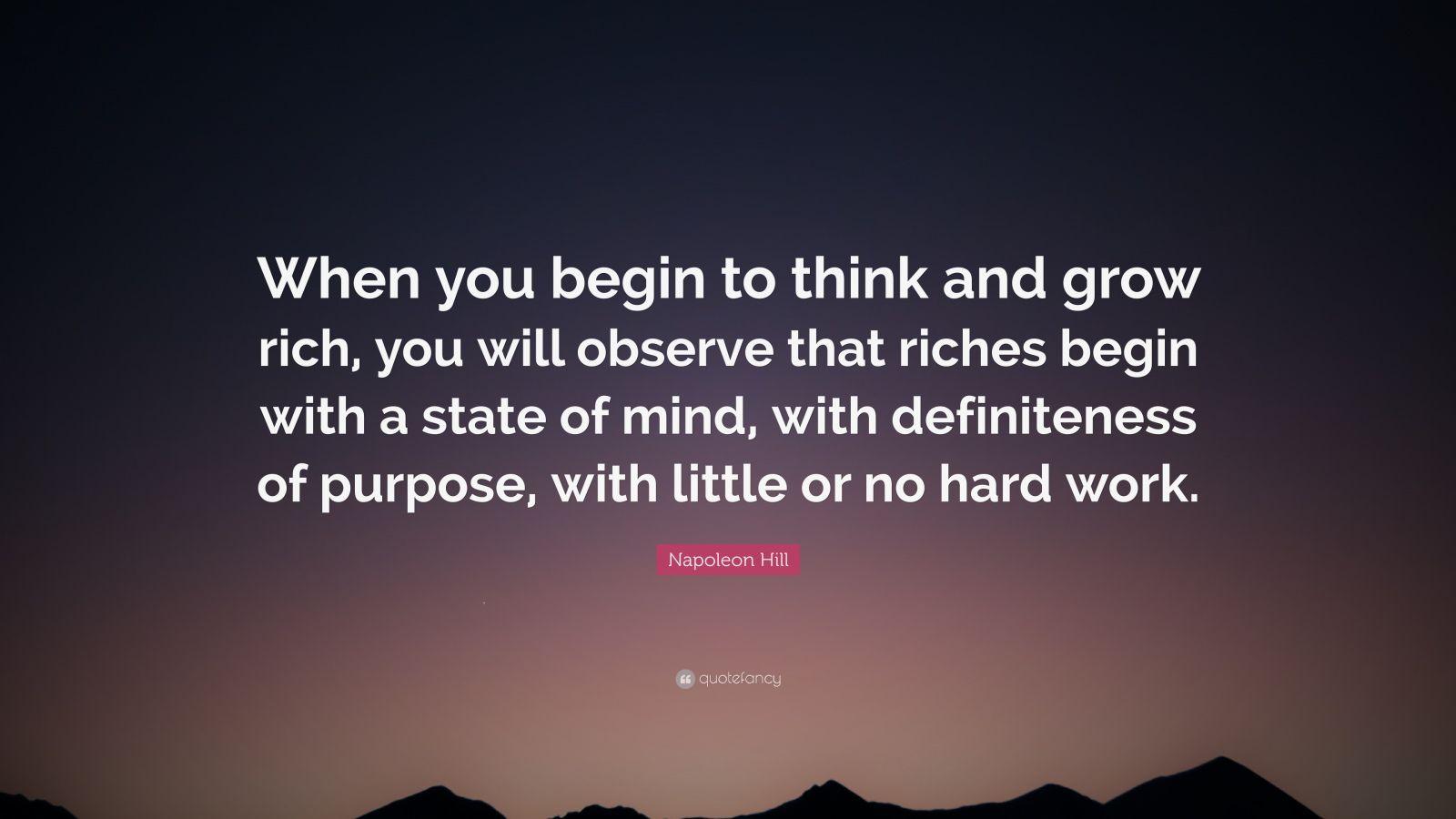 كتاب think and grow rich