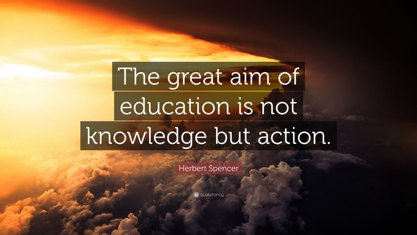 the most important aim of education Kathie green of indiana: the purpose of education is to teach the basics so everyone has a shot at life :) but more than that to create the spark - the curiosity, the creativity, the confidence, the zest for further knowledge that helps a person grow beyond what they believe they can be.