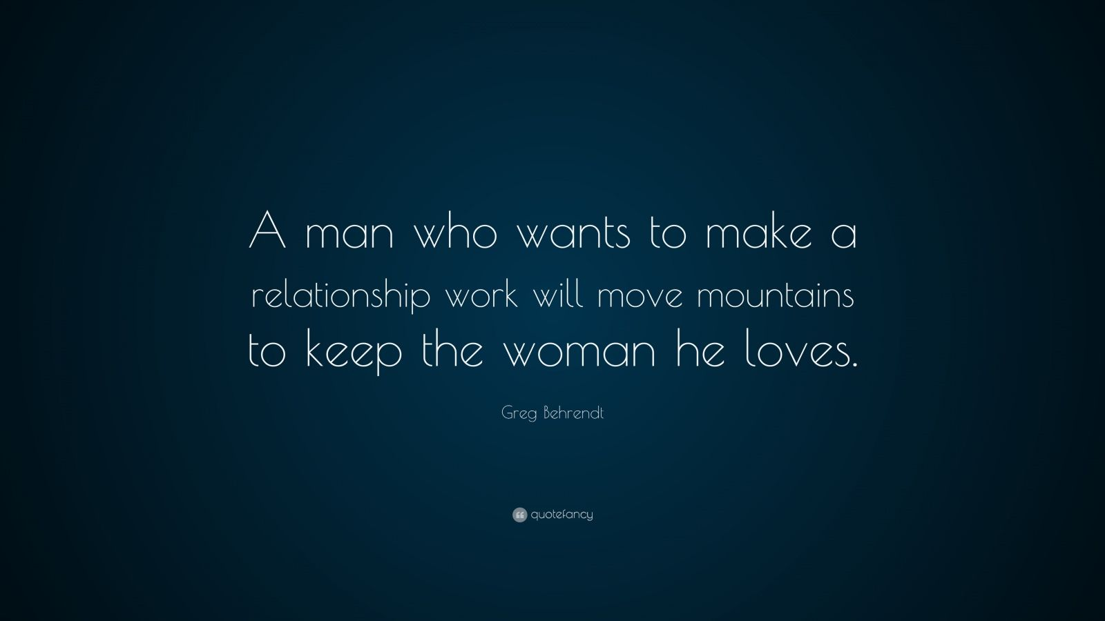 If a man wants to be with a woman he will make it happen next