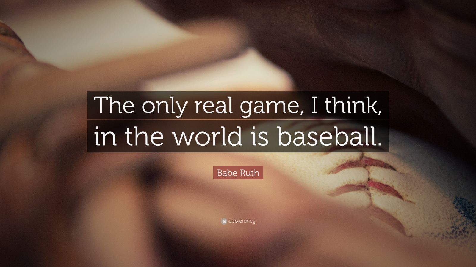 The Real Babe Ruth