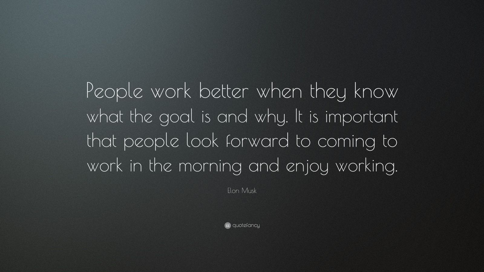 people work better if they are 10 reasons why some people love what they do some people get up each day looking forward to their work what's their secret posted dec 31, 2012.