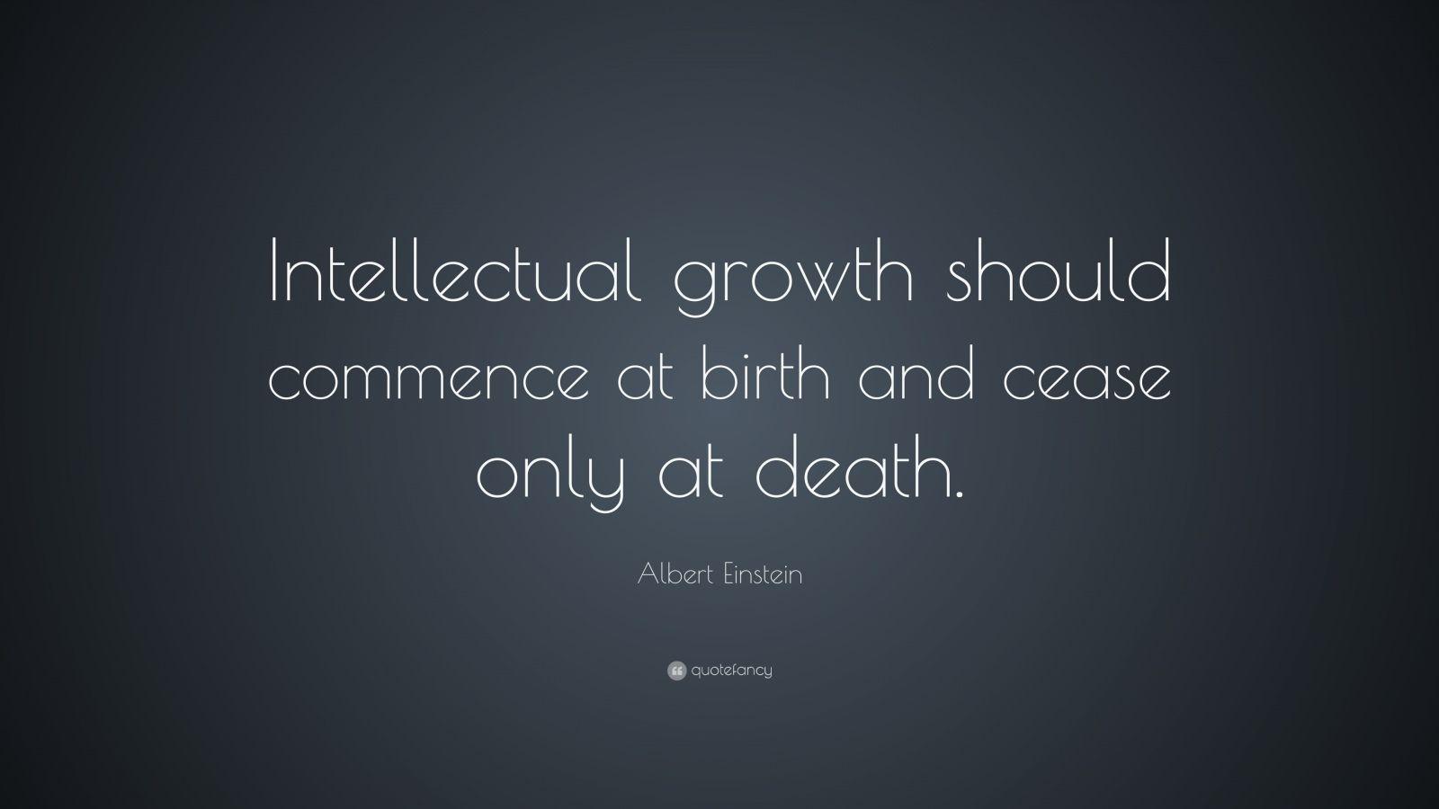 Albert Einstein Birth and Death