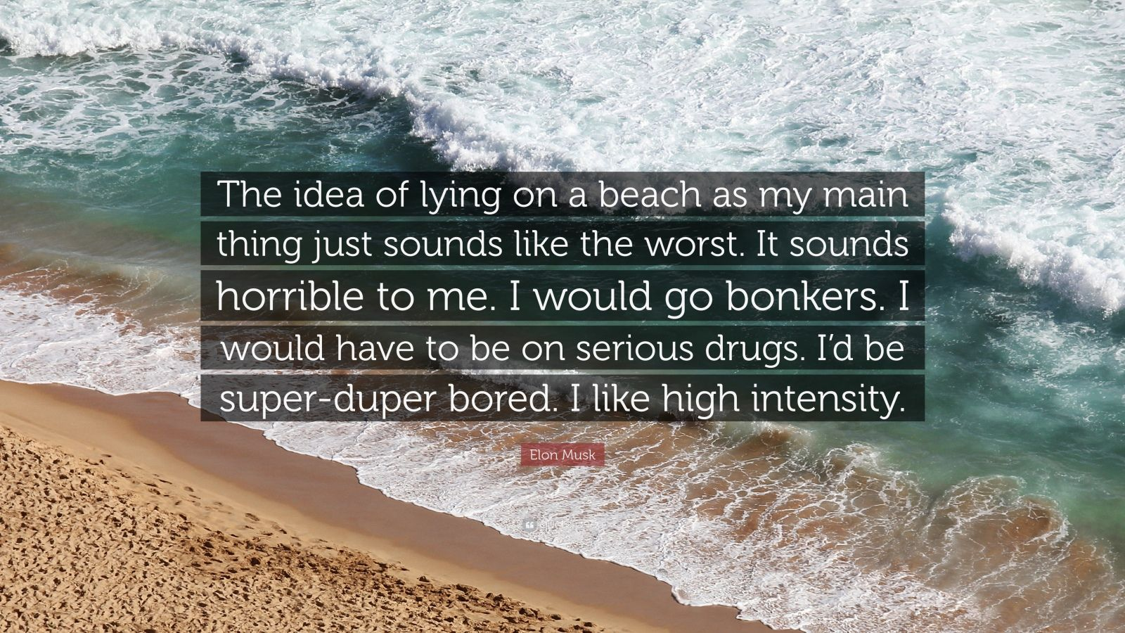 Beach Quotes Wallpaper: Elon Musk Quotes (46 Wallpapers)