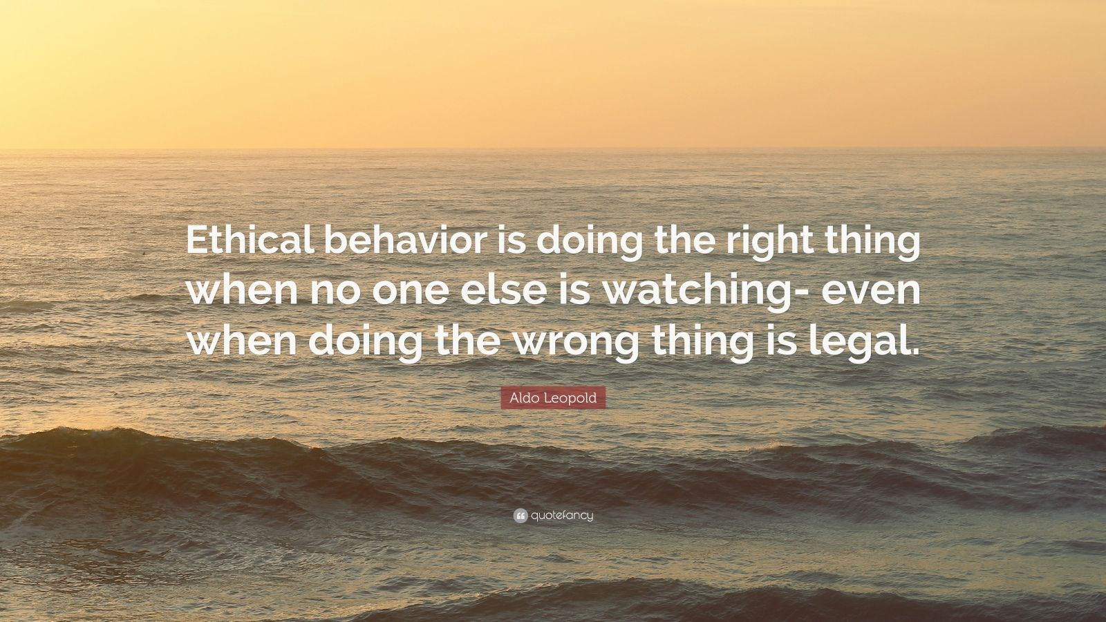 ethics do the right thing The short and easy answer is do the right thing because ethics are based on societal values, it is not difficult to discern the difference between right and wrong .