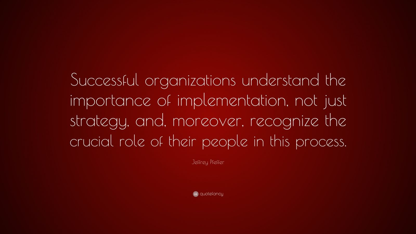 the importance of understanding the organization to achieve success What is the role of hr in organizational success if success is defined as helping the organization achieve its mission to my understanding today.