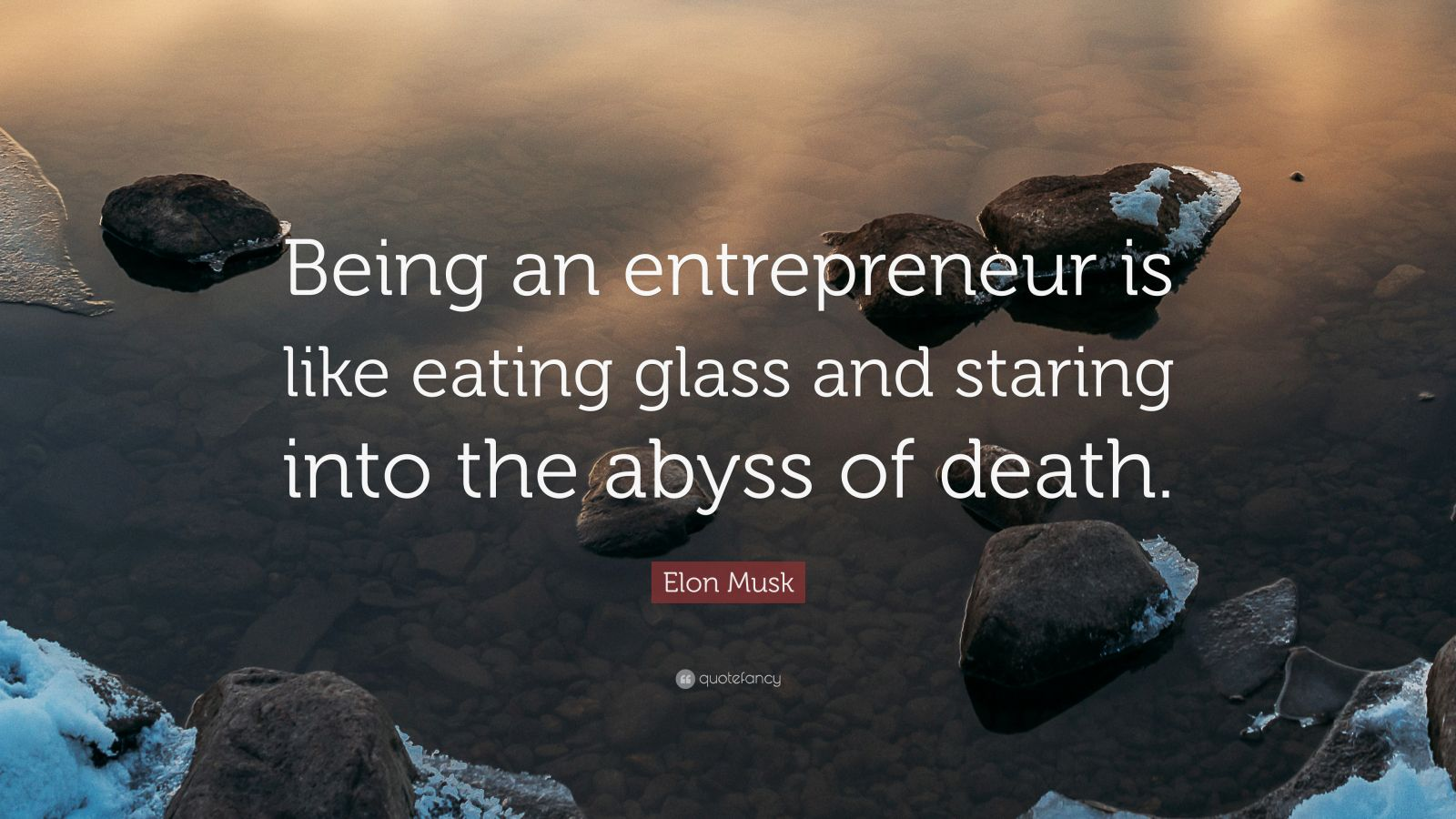 being an entreprenuer Elements entrepreneurship is the act of being an entrepreneur, or the owner or manager of a business enterprise who, by risk and initiative, attempts to make profits.