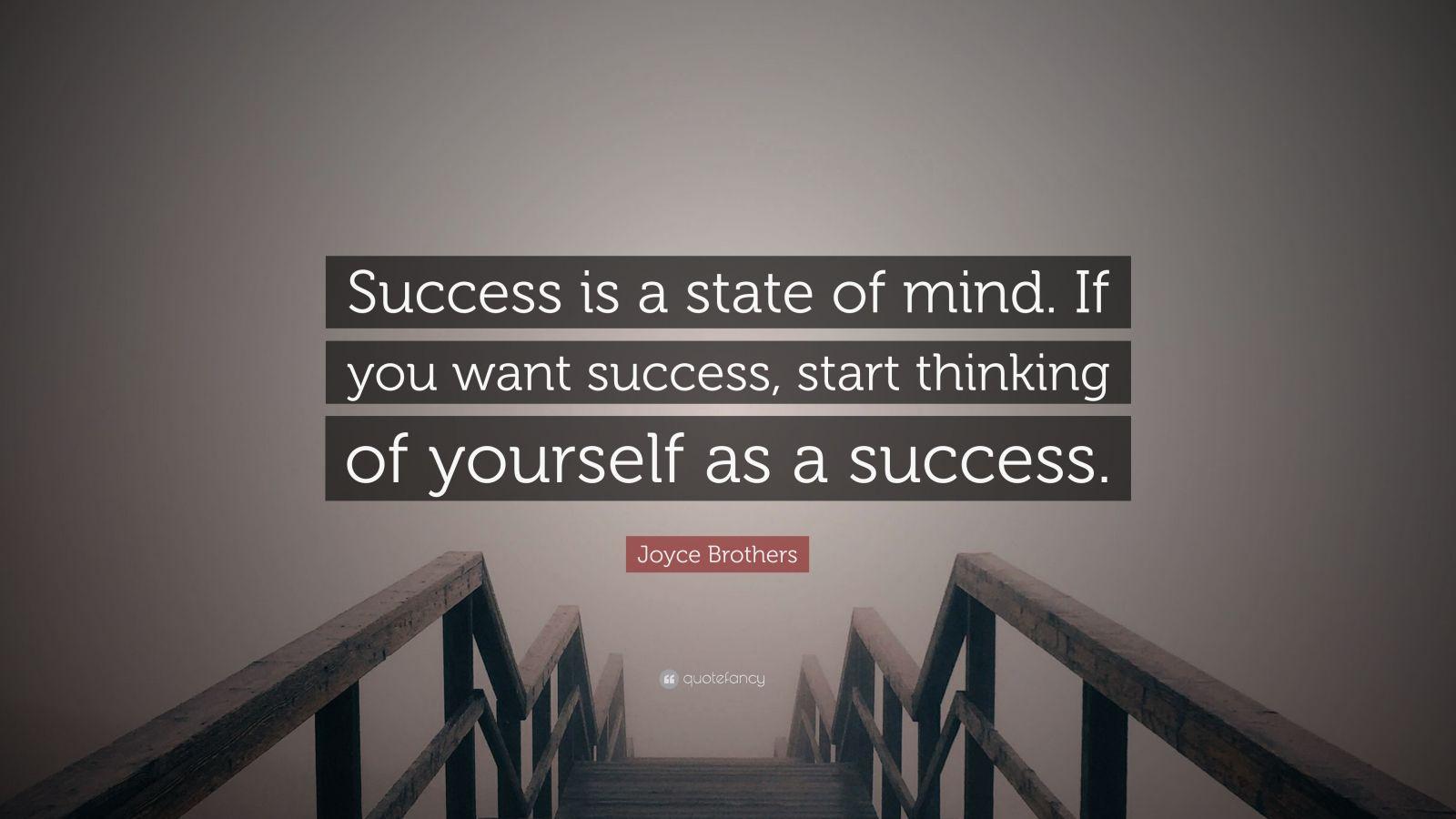 essay success you