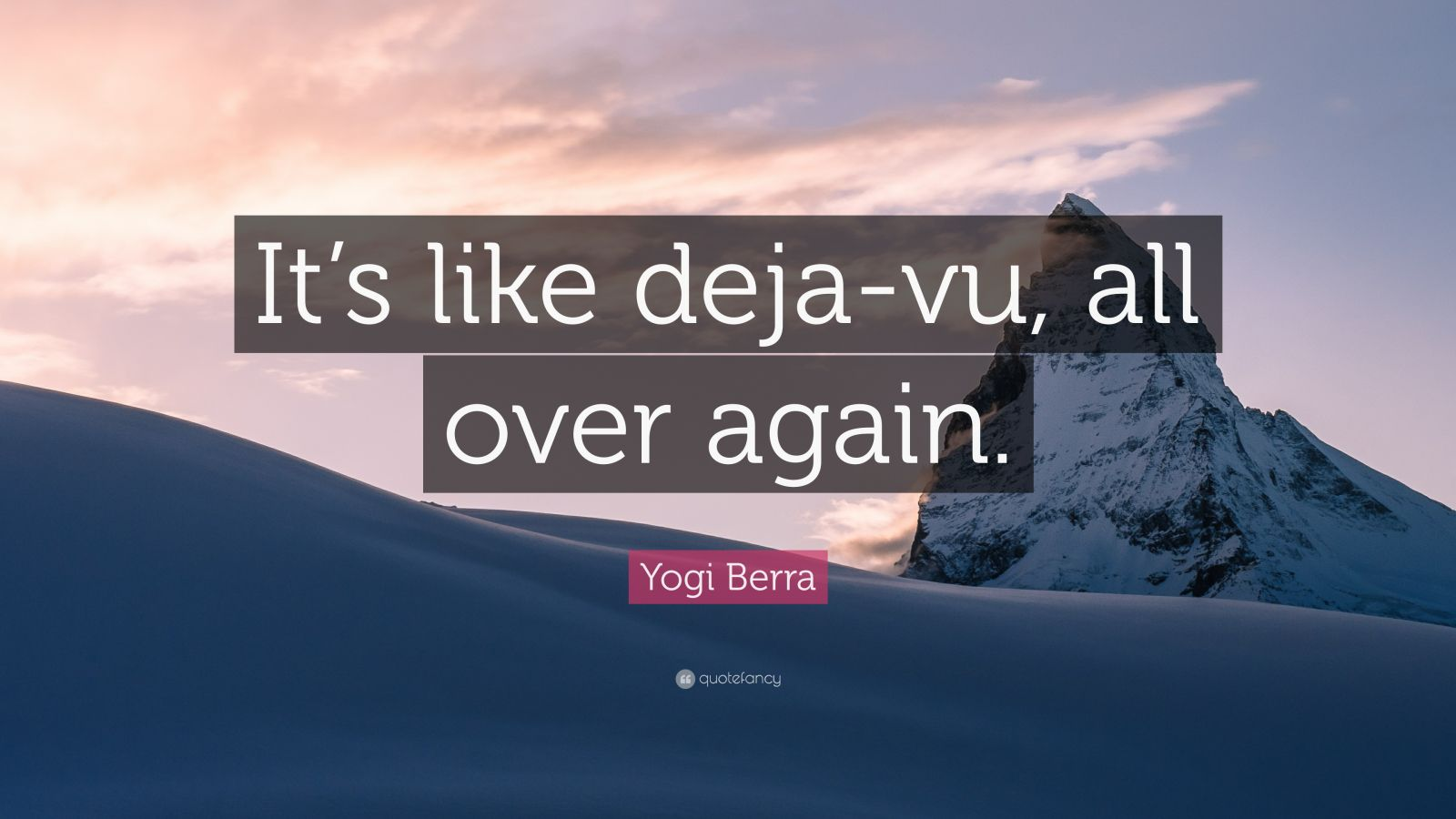 around making life seem like a deja vu essay My déjà vu is so extreme i can't tell what's real any the people around me vanished and i found even banal things like making a cup of tea or.