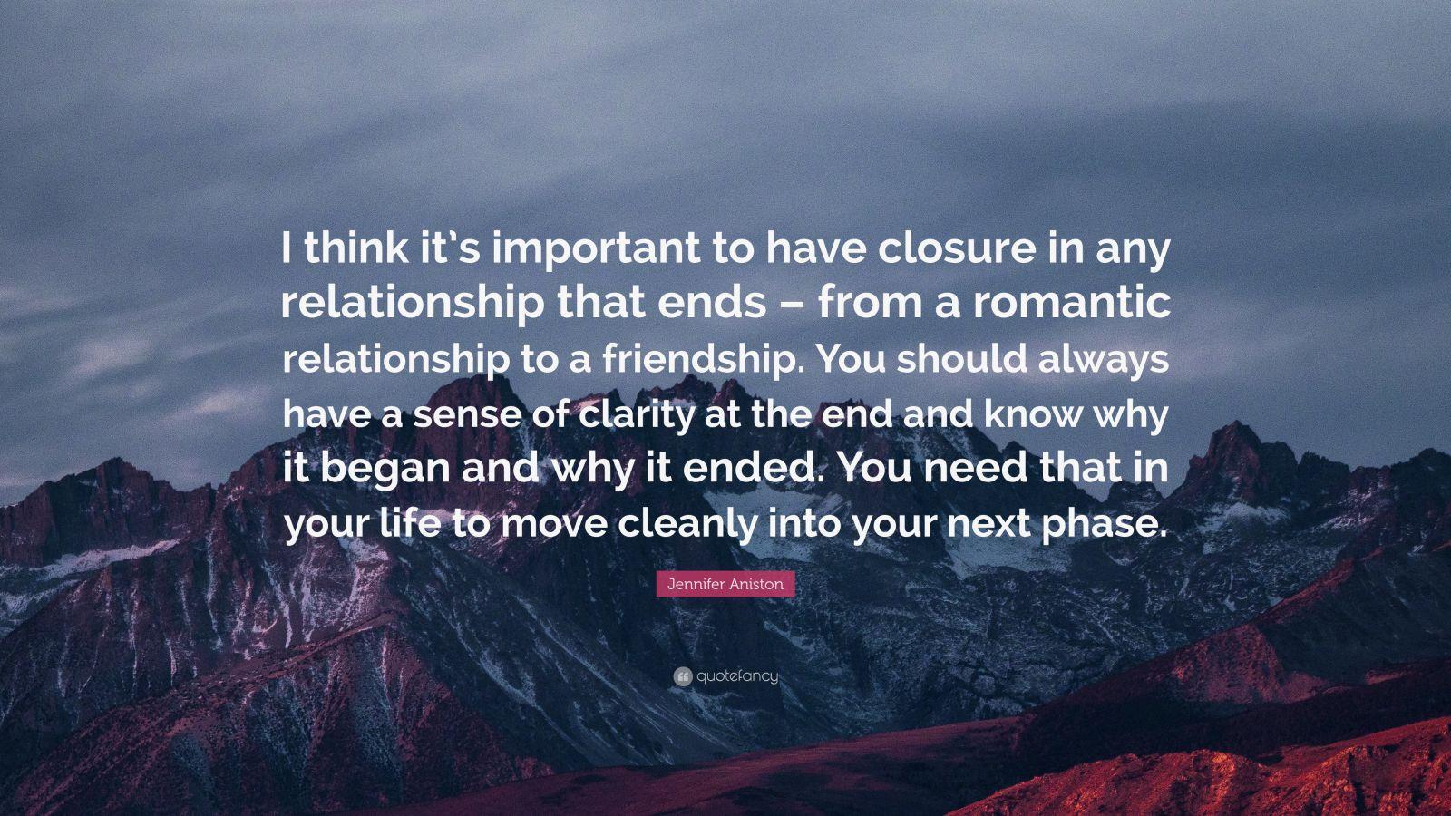 x files closure ending relationship