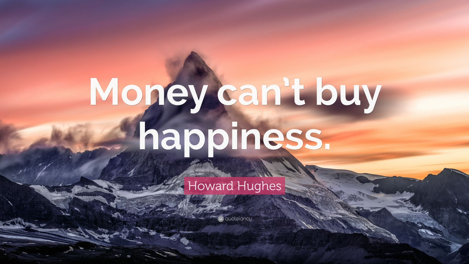 Money Can T Buy Happiness Quote