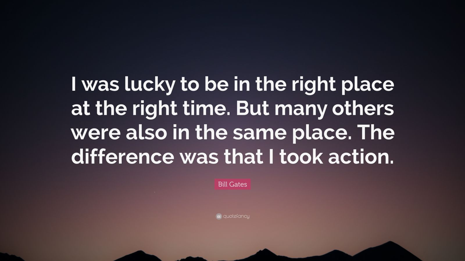 being at the right place at the right time essay Today i was task with writing an essay on the importance of being on time at your place of i know that my inability to be at the right place, at the right time.
