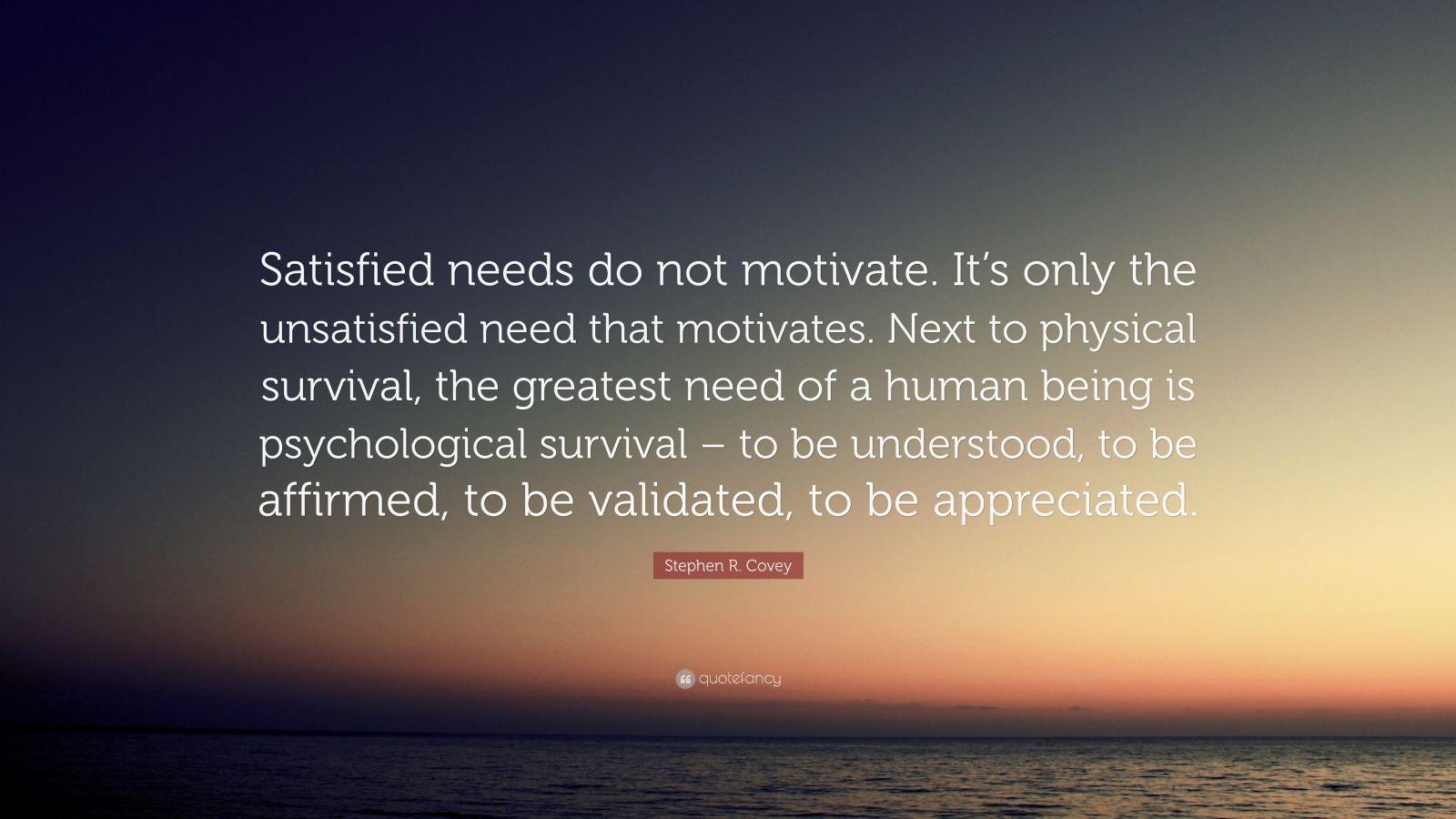 motivators that do not motivate the