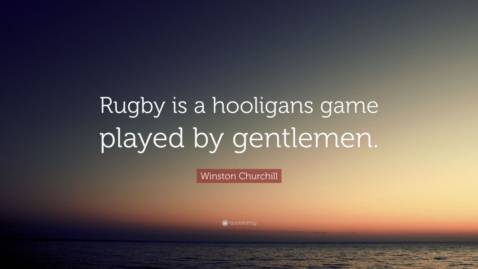 A Hooligan's Game Played By Gentlemen: Rugby in America ...