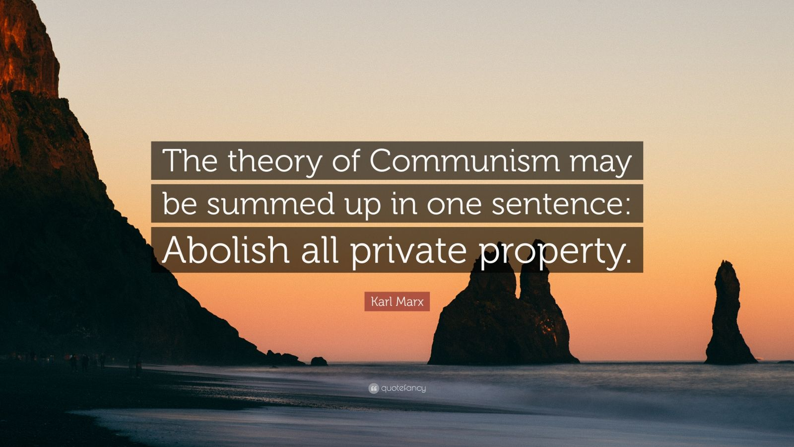 marxs theory of communism Marx's theory is put into the form of a philosophy of history because it is scientific socialism, and value-free ostensibly, marx does not say that socialism is better than capitalism as a great scientist, he could not say that.