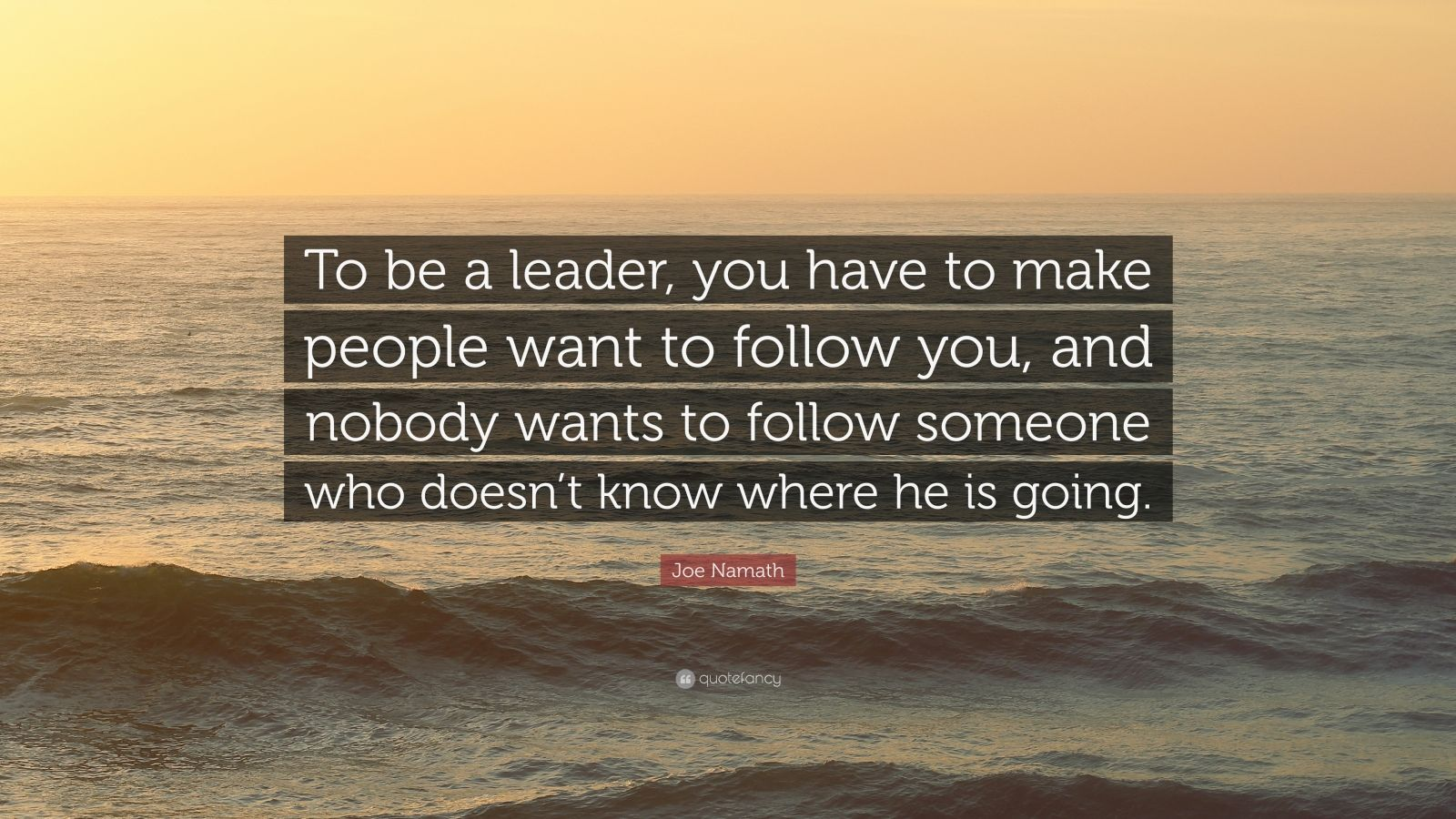 a leader for all to follow What makes you want to follow a leader intriguers: who form an inner circle around a leader and control all the power with none of the responsibility.