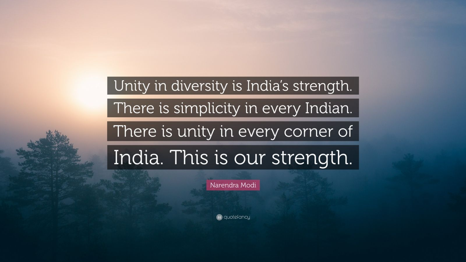 unity is strength india hindi script