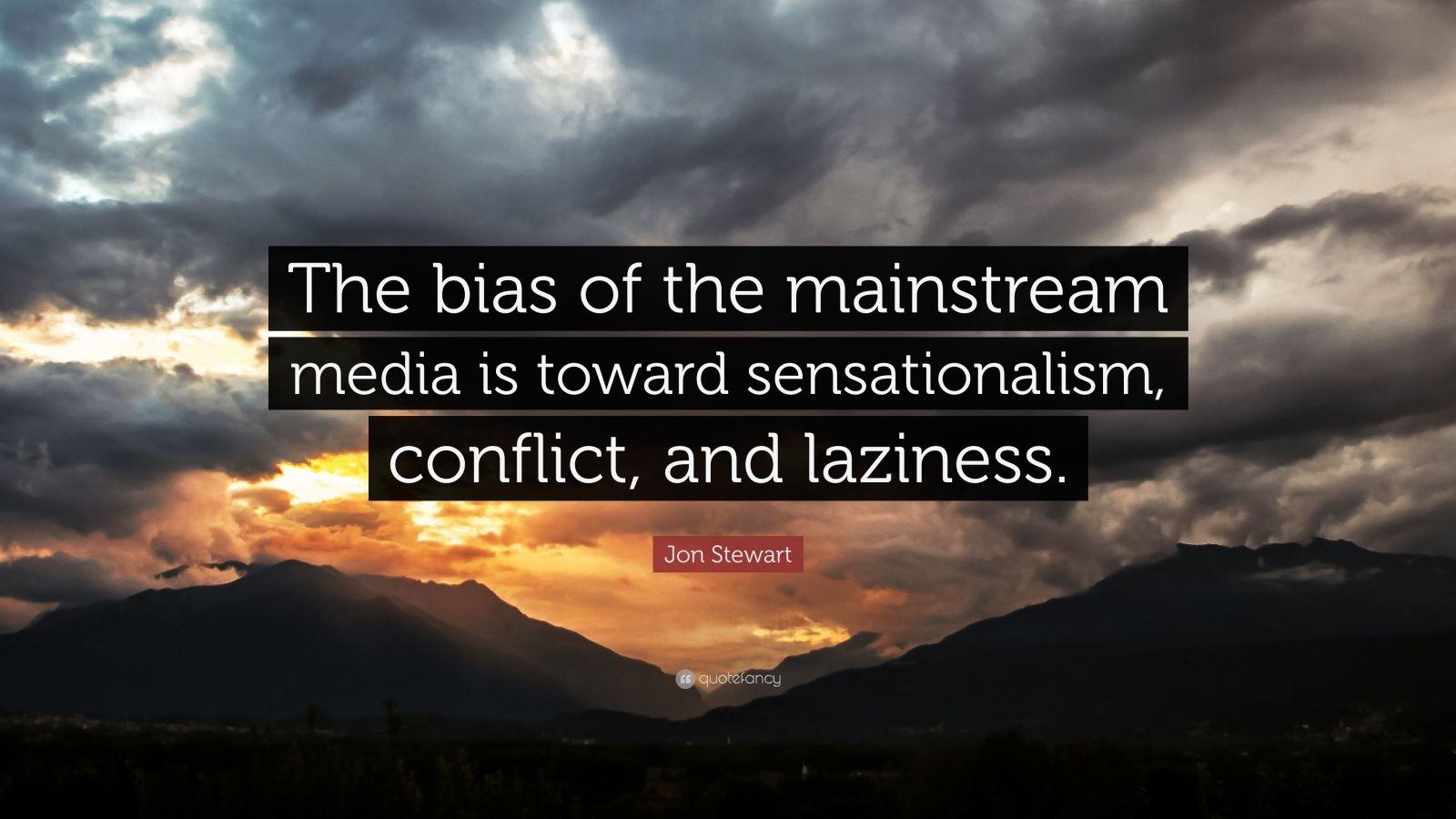 what makes mainstream media mainstream