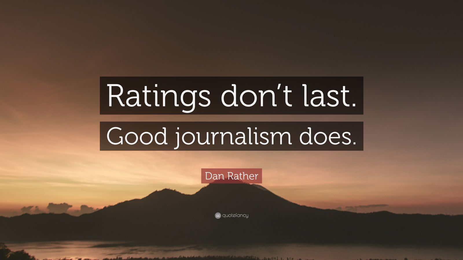 the traits of good journalism Journalism has changed in recent decades, as technological advancements continue to influence consumers' media consumption habits while there may be new characteristics to the field, many basic tenets of journalism remain.