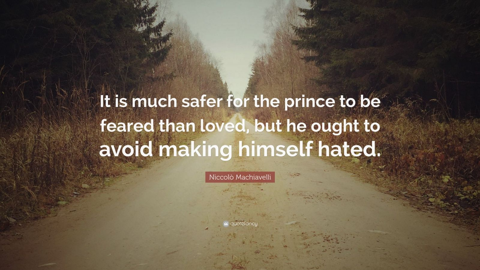 can a machiavellian prince be a I have to do a report on nicolo machiavelli's book the prince and i need examples of current day machiavellian rulers if you can, will you also explain why thanks.