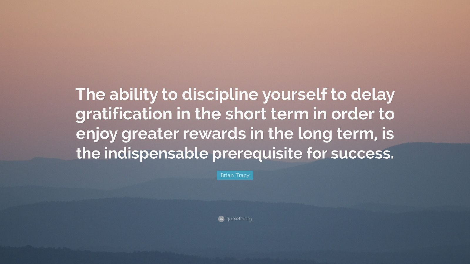 discipline and gratification quotes