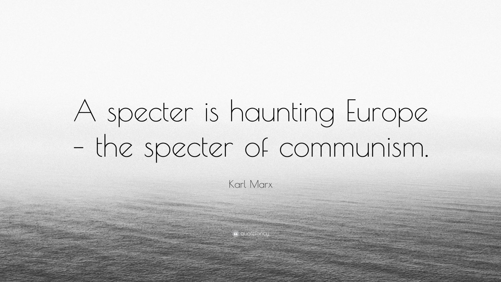"an analysis of the haunting of europe and the specter of communism during the 19th century Thomas picketty - capital in the twenty-first ""a specter is haunting europe, the specter of communism you had extreme inequality in the 19th century."