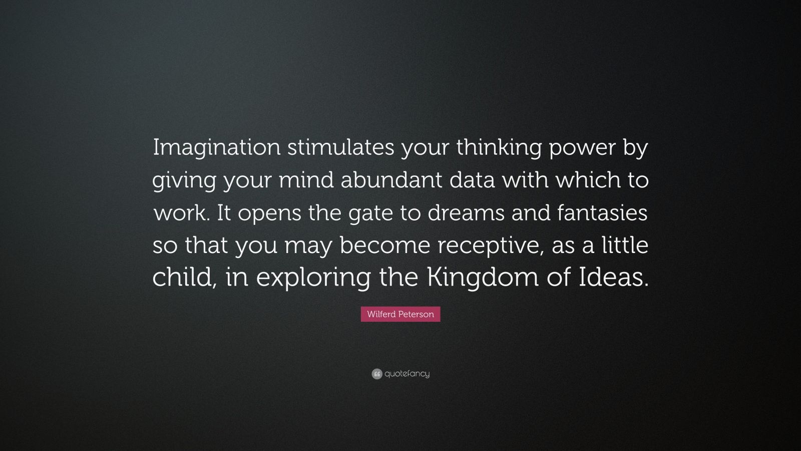 identify three key strategies that help stimulate your imagination how might you use those strategie How to stimulate imagination the word imagination is a complex one sometimes it refers to someone's ability to be creative or think outside resolve to create imaginative art for all of that time it could be music, knitting, writing, or painting: whatever medium you use to express your imagination.