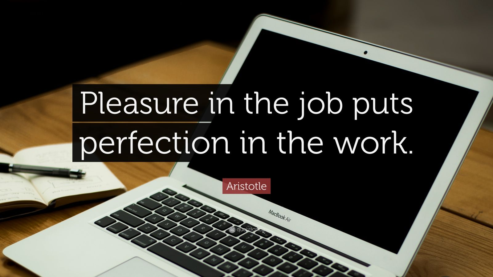 pleasure in the job puts perfection in the work essay In my 12 years in ascendas, i had the pleasure of working with over 900 colleagues and partners across 10 countries, developing business parks across asia that serve the needs of local enterprises and mncs that provide employment to thousands in each location.