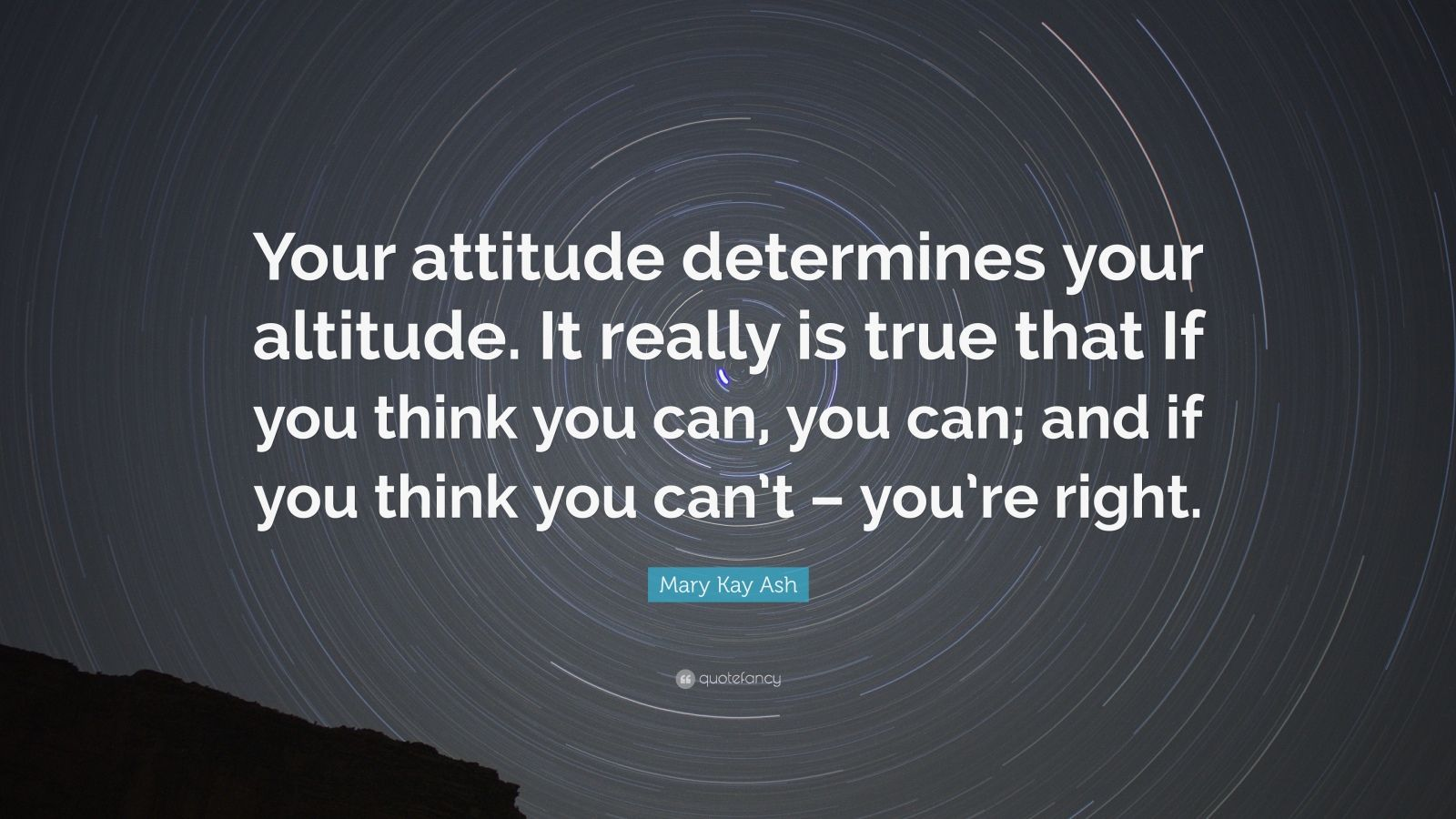 your attitude determines your future The one thing that determines the level of our potential, produces the intensity of our activity and predicts the quality of the result we receive—our attitude related: why your attitude is everything attitude determines how much of the future we are allowed to see it decides the size of our.