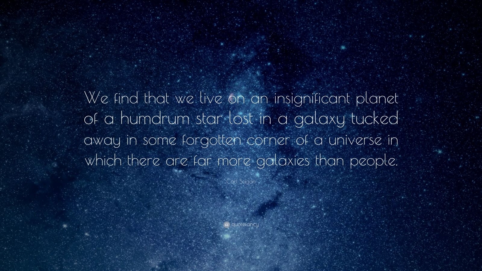 Stars And Galaxies Quotes