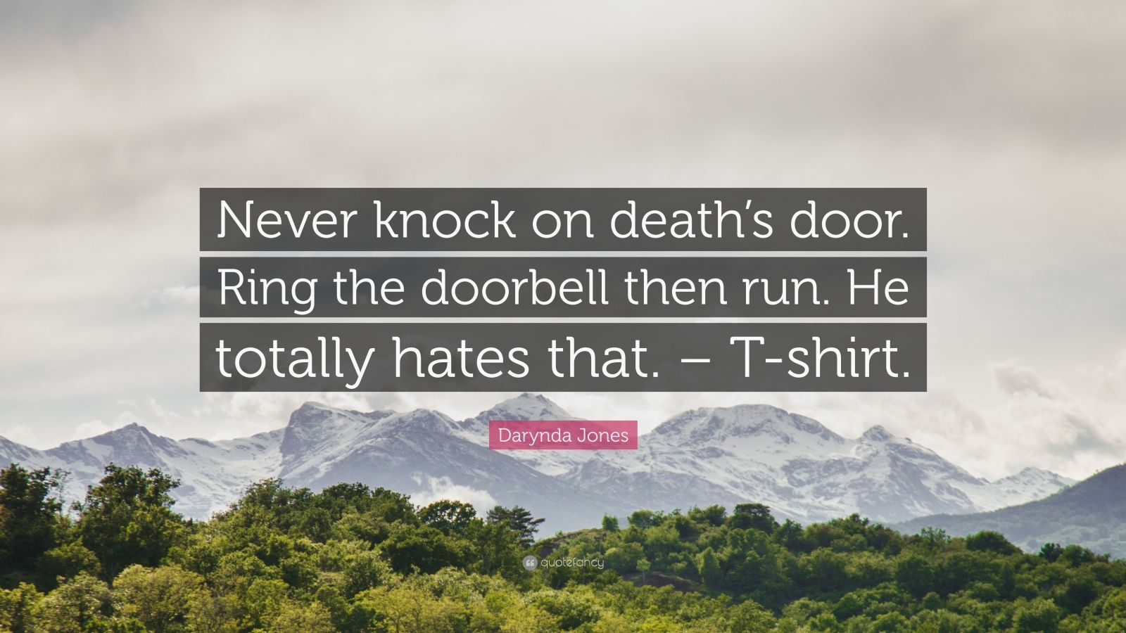 come a knocking on deaths door essay