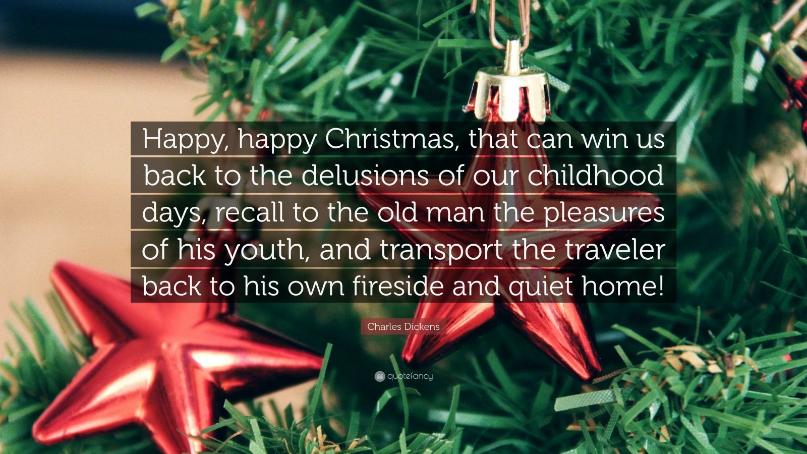 Christmas Quotes (30 Wallpapers)