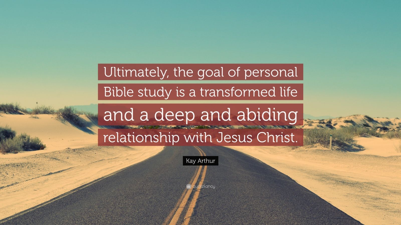 relationship with jesus bible